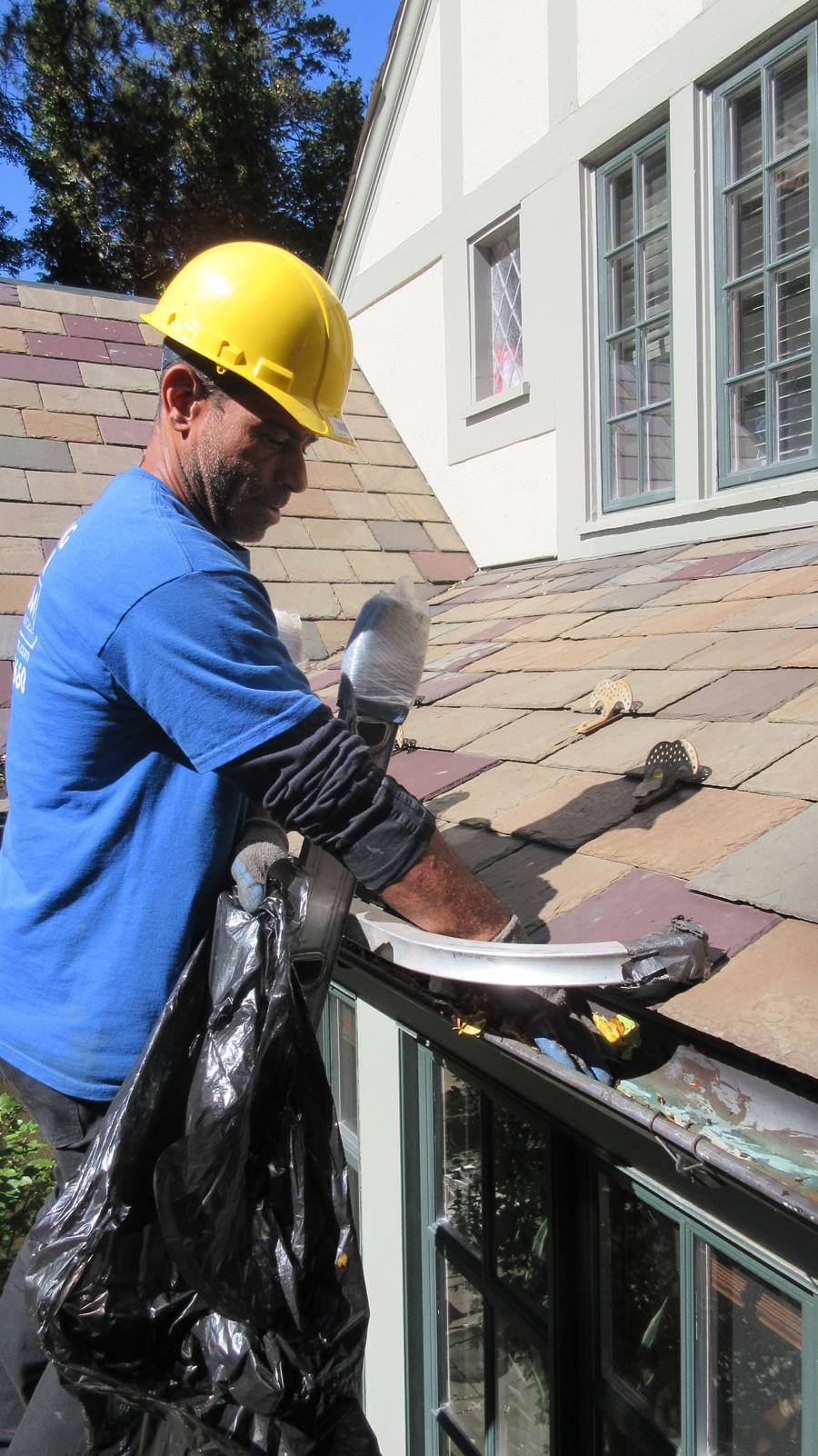 Gutter Cleaning Copper Gutters Keltom