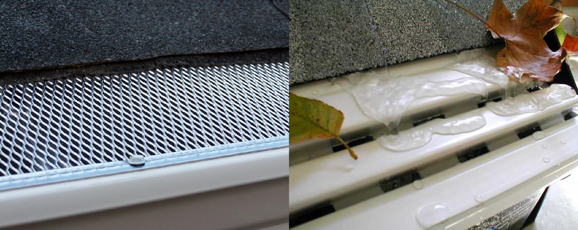 Gutter Guards Cleaning Services Keltom Gutters